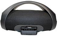Беспроводная блютуз колонка JBL BOOMBOX mini Bluetooth портативная музыкальная акустика черная, фото 5
