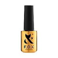 Топове покриття для нігтів F. O. X Top Rubber 7 мл