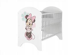 Детская кроватка Baby boo Disney 120x60 см