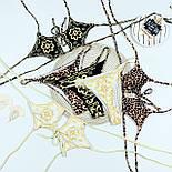 Принтованный купальник с вырезом на груди и высокими плавками бразилианы (р. S - L) 6825935, фото 6