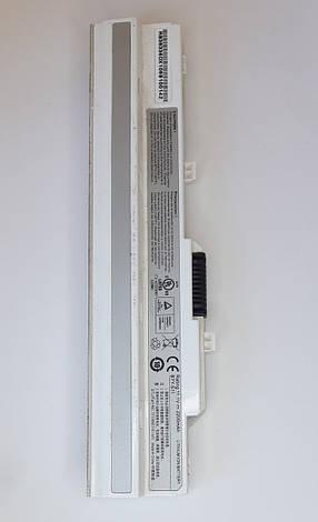 Батарея MSI X110 U90X U100X 11.1V 4400mAh оригінал б.ум, фото 2