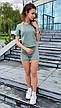 Жіночі шорти - фітнес котон, фото 3