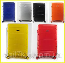 Средний чемодан полипропилен