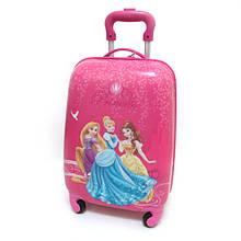 """Детский пластиковый чемодан """"Princess"""""""