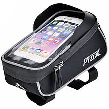 """Сумка на раму Prox Nevada 312 под смартфон 6,2"""", черный (A-SP-0249)"""