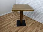 "Деревянный стол ""UNO-4"" для кафе, фото 8"