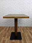 "Деревянный стол ""UNO-4"" для кафе, фото 10"
