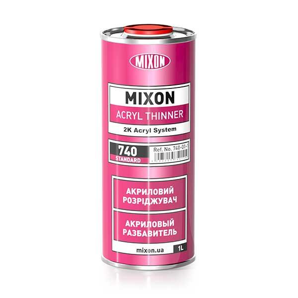 Розріджувач акриловий MIXON THINNER 740. 1 л
