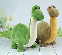 М'яка іграшка Динозавр, плюшевий динозавр, 34 див., фото 1