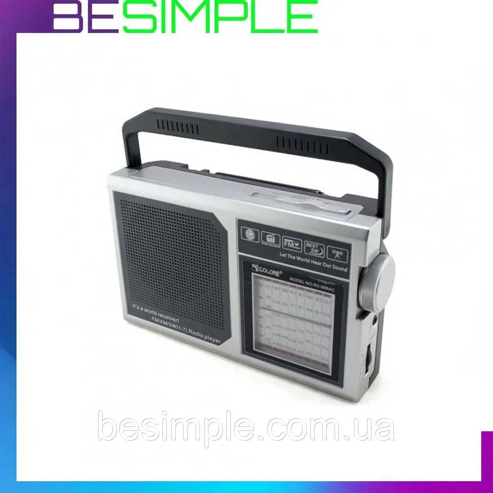 Радиоприемник,  Радио RX 888