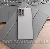 Чохол Goospery Case для Samsung A72 (5G), Чорний