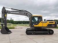 Гусеничный экскаватор Volvo EC 210D 2021 года, фото 1