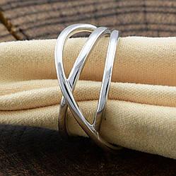 Кольцо серебряное женское ТС510319 размер 16