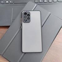 Чохол Goospery Case для Samsung A52 (5G), Чорний