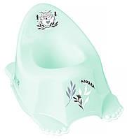 Горщик Tega Little Fox (Plus Baby) PB-LIS-001 нековзна 105 light green