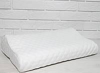 Ортопедическая подушка для сна с памятью + 2 наволочки в комплекте