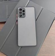 Чохол Goospery Case для Samsung A32 (4G), Чорний