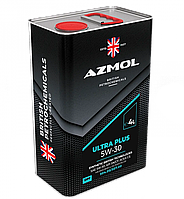 Масло AZMOL Ultra Plus 5W-30 504.00/507.00 кан. 4л.