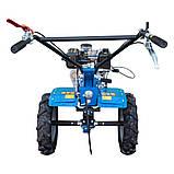 Мотоблок Кентавр МБ2010Д-4 (колеса 4,00-10)+фреза, фото 5