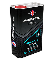 Масло AZMOL Ultra Plus 5W-30 кан. 1л.