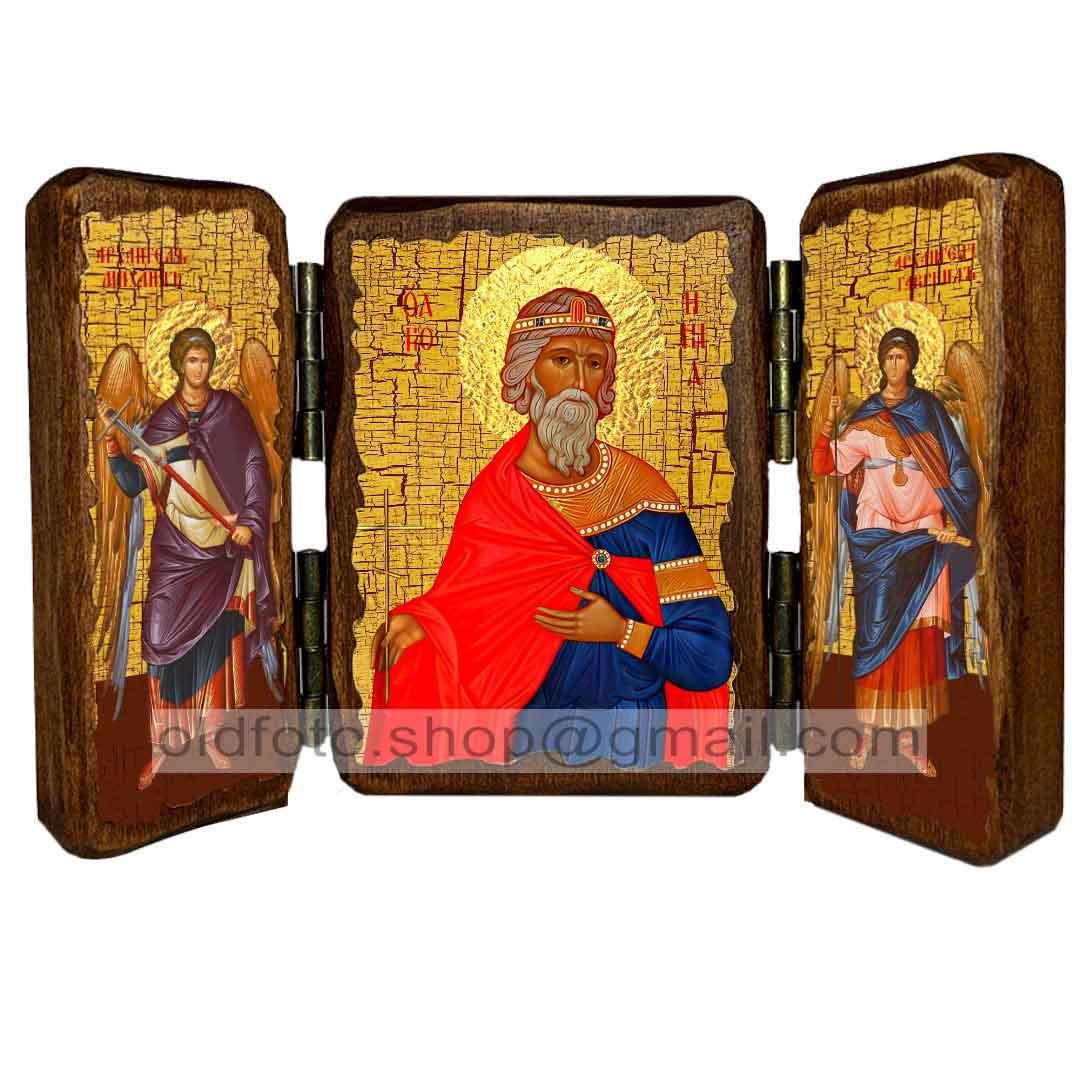 Ікона Інна Святий Мученик ,що ікона на дереві 130х170 мм