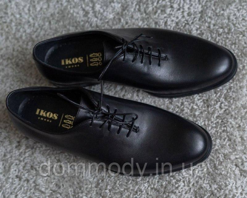 Туфли мужские из кожи Benjamin