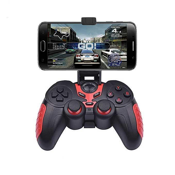 Игровой беспроводной блютуз джойстик геймпад STK - 7024 для телефона планшета компьютера