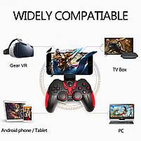 Игровой беспроводной блютуз джойстик геймпад STK - 7024 для телефона планшета компьютера, фото 8