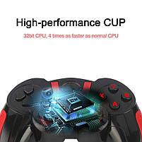 Игровой беспроводной блютуз джойстик геймпад STK - 7024 для телефона планшета компьютера, фото 9