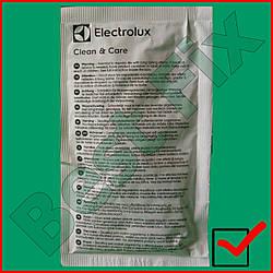 Засіб для чищення пральних машин CLEAN & CARE від Electrolux зроблено у Італії 1 пакетик