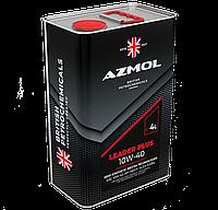 Масло AZMOL Leader Plus 10W-40 кан 4л.