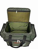 Карповая фидерная сумка для транспортировки и хранения рыболовных снастей катушек оснасток №2
