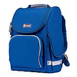 Рюкзак школьный каркасный SMART PG-11 Navi синий (557018), фото 2
