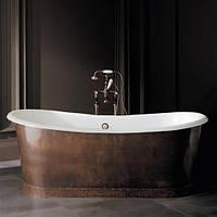 Чугунная ванна облицованная листовой медью 1820 х 800 Devon & Devon Ambra NAAMBRA