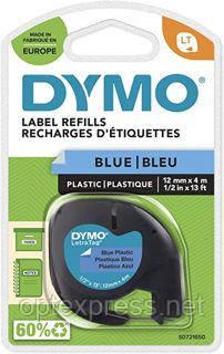 Картридж с пластиковой лентой для принтера этикеток LetraTag DYMO