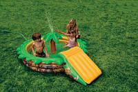 Детский надувной игровой бассейн-центр 57445 INTEX