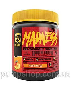 Предтренировочний комплекс Mutant Madness 30 порц. (уцінка)