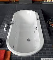 Ванна овальная 180cm Villeroy & Boch SUBWAY BA 180 SUB 7V-XX