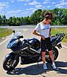 Жіночі велосипедки Фітнес котон, фото 5