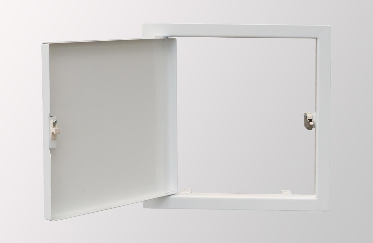 Люк ревизионный металлический 200х300