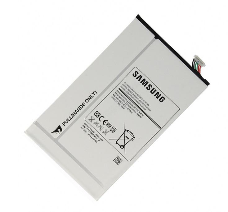 Аккумулятор для Samsung GALAXY Tab S 8.4 T700, T705, оригинал, емкостью 4900 mAh