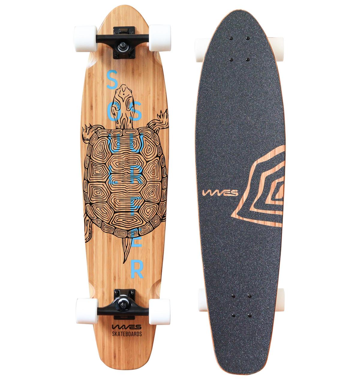 Лонгборд Waves Soul Surfer 37'