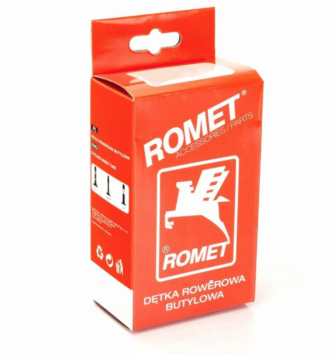 Камера для велосипеда Romet 28 x 1 3/8 x 1 5/8 FV L-48