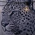 Рушник махровий ТМ Речицький текстиль, Фото Лео 67х150 см, фото 2