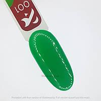 Гель лак F.O.X Doublemint №1 зеленый 7ml