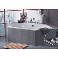 Ванна шестиугольная 210см Villeroy & Boch CETUS BQ 210 CEU 6V