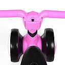 Детский каталка-толокар М 4086-8 розовый, фото 5