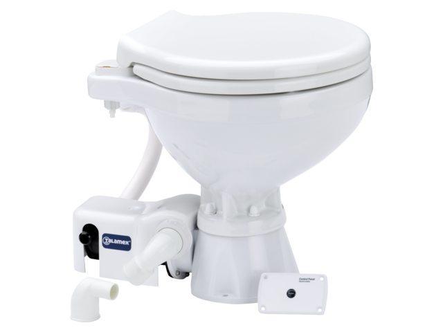 Електричний морський туалет Telamex Standard 12V