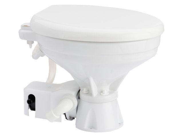 Электрический морской туалет Telamex Large 12V