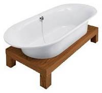 Ванна овальная отдельностоящая 190см Villeroy & Boch CITY LIFE BQ 190 CIT 7BIV-XX